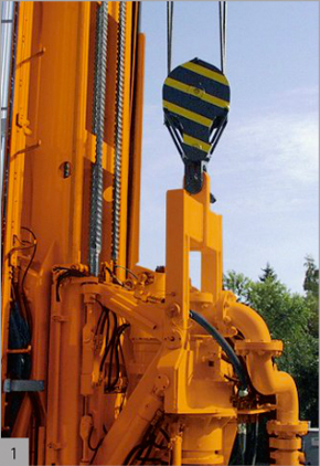 Water well drilling rig, drill water, uh3, E+M drilling technologies Berlin - Pic 3
